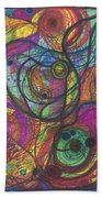 The Magnificence Of God Beach Sheet