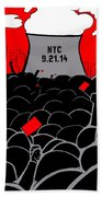 The March Beach Towel