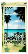 The Messel Suite Beach Towel