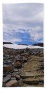 The Muir Trail Beach Towel
