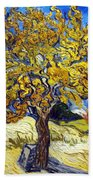 The Mulberry Tree Beach Towel