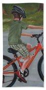 The New Bike Beach Towel