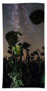 The Night Of The Triffids Beach Towel