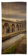The Old Aqueduct Beach Towel