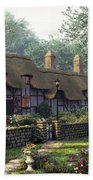 The Old Cottage Beach Towel
