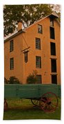 The Old Grist Mill Beach Towel