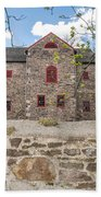 The Old Sone Barn At The Highlands Beach Towel