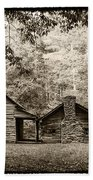 The Old Whitehead Place E211 Beach Towel