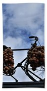 The Onion Bicycle Beach Sheet