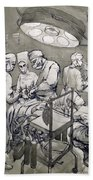 The Operation Theatre, 1966 Beach Towel