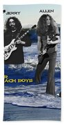 The Other Beach Boys Beach Towel