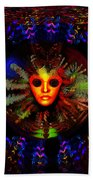 The Outer Limits  Beach Towel