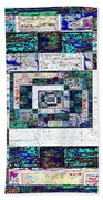 The Patchwork Beach Towel