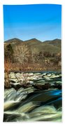 The Payette River Beach Towel