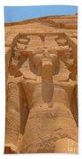 The Pharaoh Beach Towel