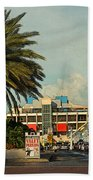 The Pier 2 -  St. Petersburg Fl Beach Towel