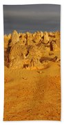 The Pinnacles 4 Beach Towel