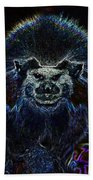 The Primordial Past Beach Towel