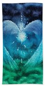 The Prince - Stained Glass Beach Towel