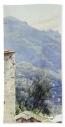The Ravello Coastline Beach Towel