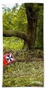 The Red Baron Beach Towel