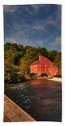 The Red Mill Beach Towel