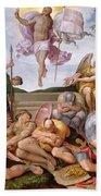 The Resurrection Of Christ, Florentine School, 1560 Beach Towel