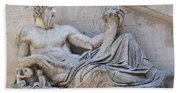 The Tiber Beach Towel