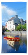 The River Nore Beach Towel