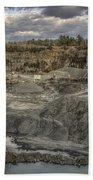 The Rock Quarry Beach Towel