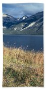 The Rugged Yukon Beach Towel