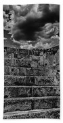 The Ruins Of Chichen Itza V2 Beach Towel