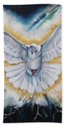 The Seven Spirits Series - The Spirit Of The Lord Beach Towel