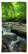 The Shankhill River Shortly Beach Towel