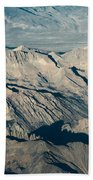 The Sierra Nevadas Beach Towel