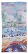 The Skaters Beach Towel