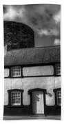 The Smallest House In Great Britain Beach Towel