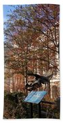 The Smithsonian Natural History Museum Washington Dc Beach Towel