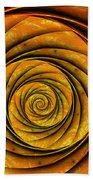 The Spiral Beach Towel