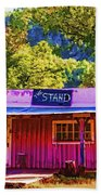 The Stand Beach Towel