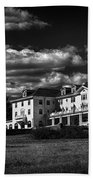 The Stanley Hotel Beach Towel
