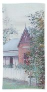 The Stationmaster's Cottage Beach Towel