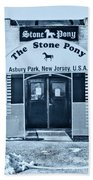The Stone Pony Cool Beach Towel