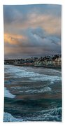 The Storm Clouds Roll In Beach Towel