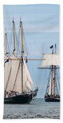 The Tall Ships Beach Towel