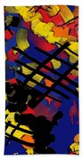The Torn Fabric Of Life Beach Towel