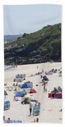 The Train Line Porthminster Beach Towel