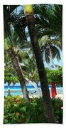 The Tropics Beach Towel