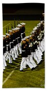 The United States Marine Corps Silent Drill Platoon Beach Towel