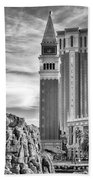 The Venetian Resort Hotel Casino Beach Towel